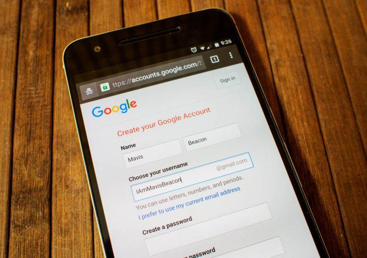 punto correo gmail