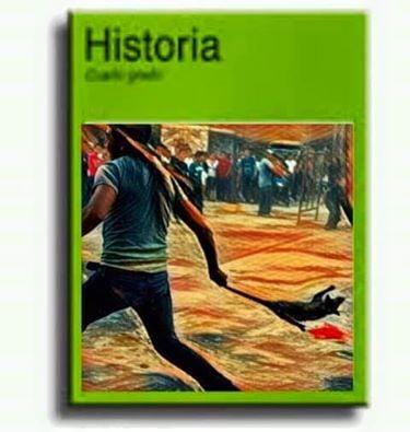 libro historia tlacuache
