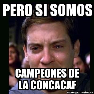 meme mexico concacaf
