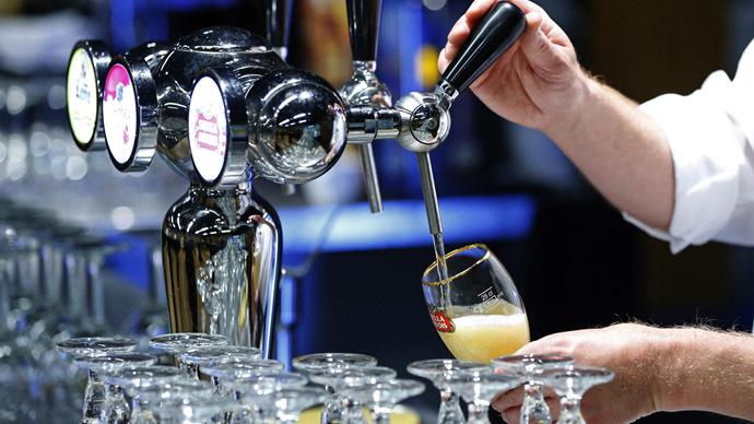 brujas tuberia cerveza