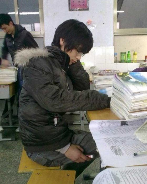 Copiar en el examen con ingenio