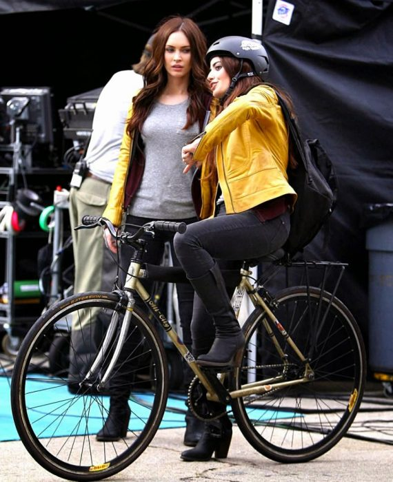 Megan Fox y Doble