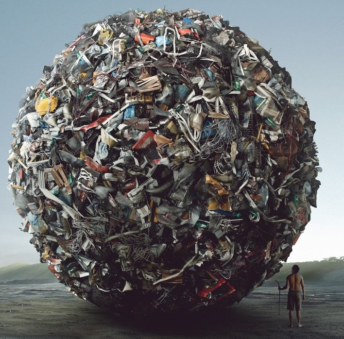 mundo de desorden