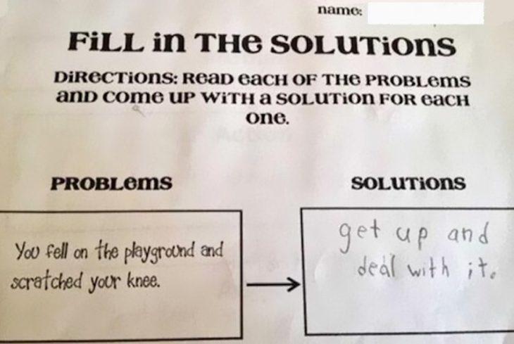 examen troll, soluciones