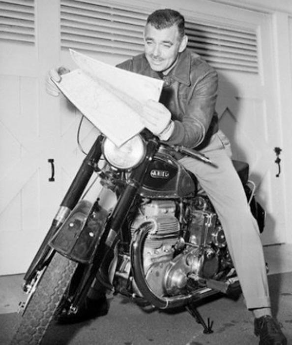 gable en moto