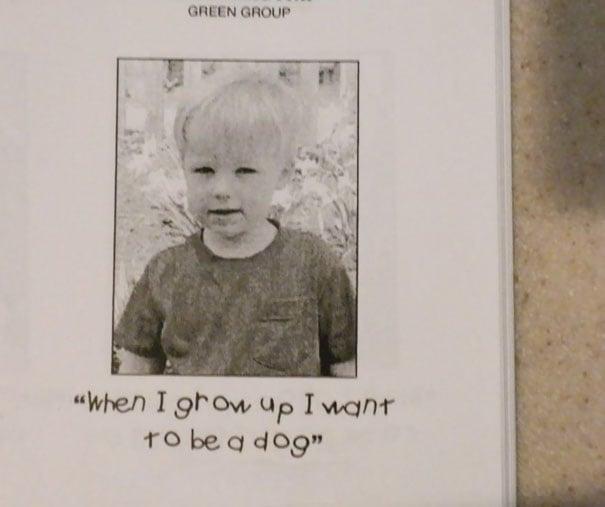 deseo ser un perro