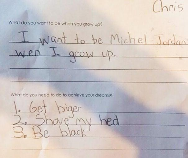 carta de niño basquet