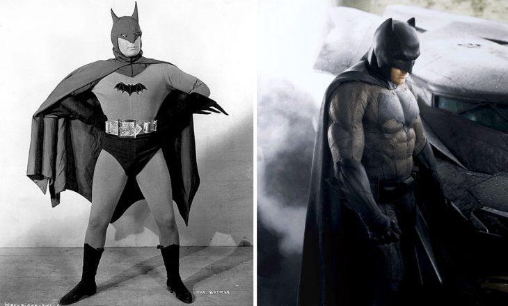batman1946 y en 2016