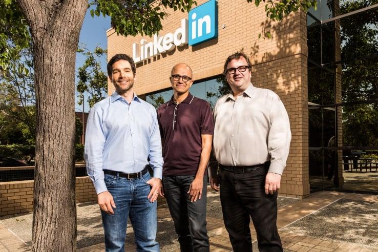 Compra Linkedin