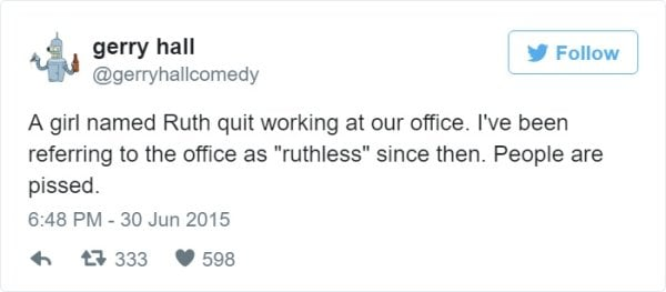 ruthless office