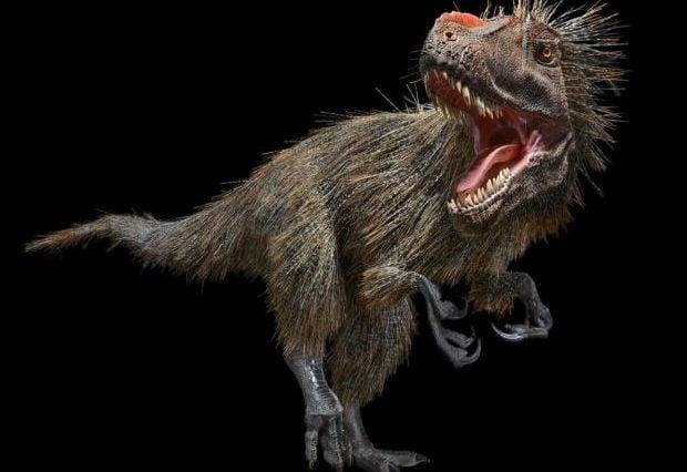 cómo se veían en realidad los Dinosaurios