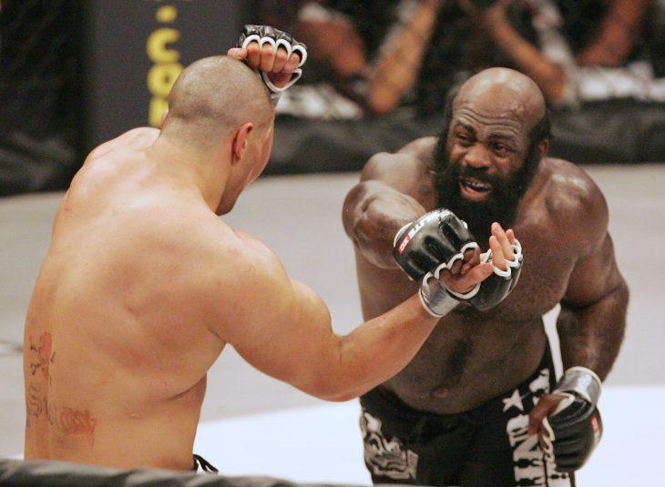 kimbo slice peleando