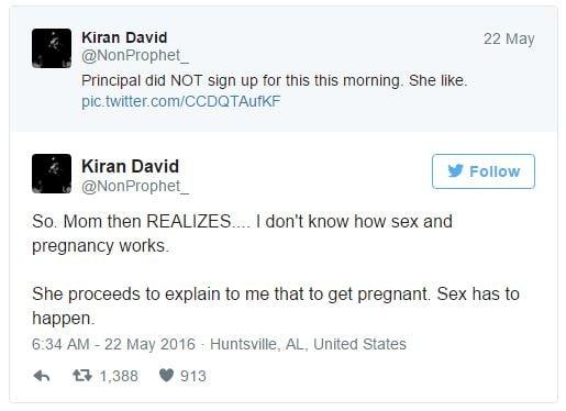 relata como cree embarazar a la novia