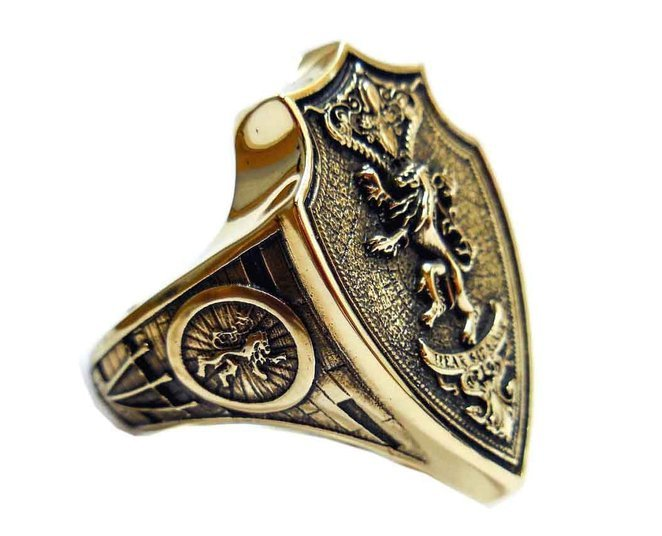 anillo game ot thrones