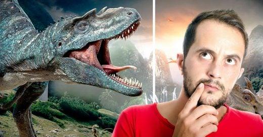COVER Cientificos revelan como se veian los dinosaurios y es muy extraño