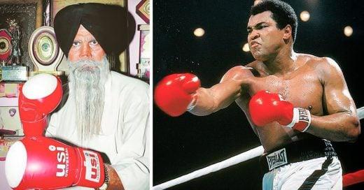 COVER El unico hindu que peleo con Muhammad Ali