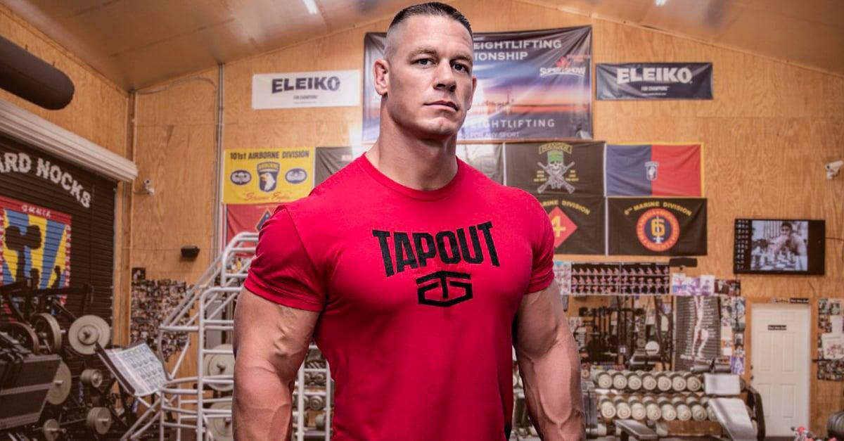 John Cena Te Da 5 Reglas De Oro Para Seguir En El Gimnasio