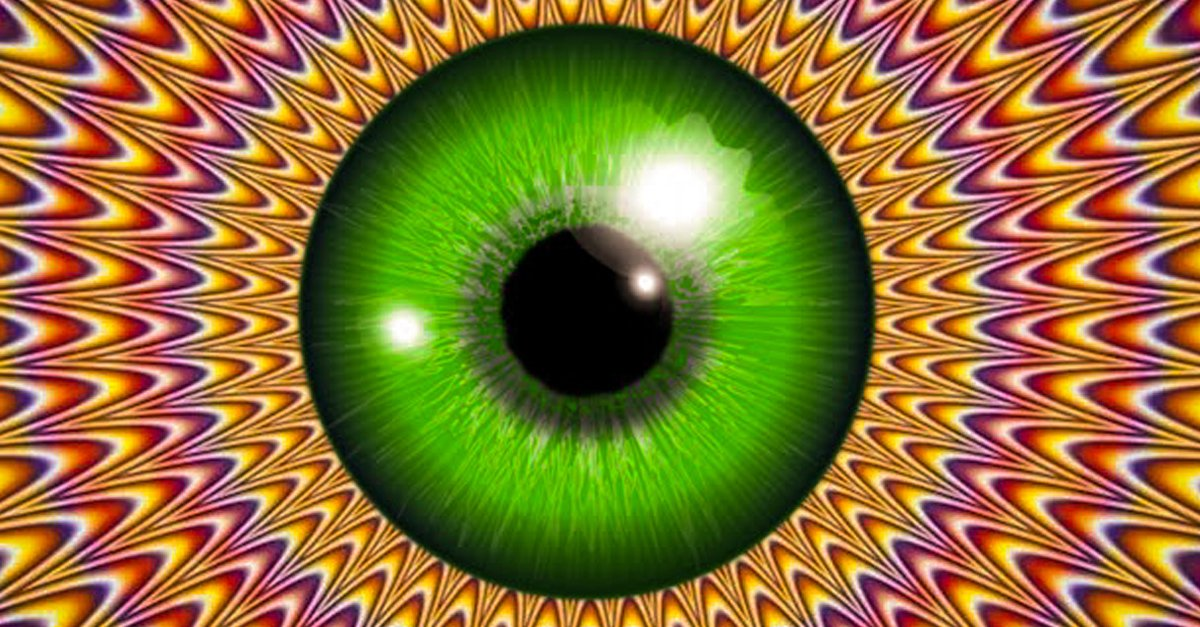 Estas son las mejores ilusiones pticas te sorprender n - Ilusiones opticas para imprimir ...