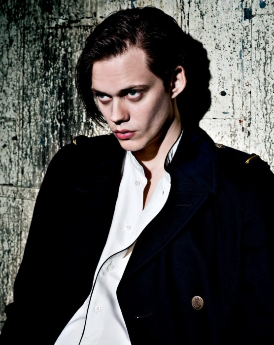 Bill Skarsgard, actor sueco que interpretará a Pennywise