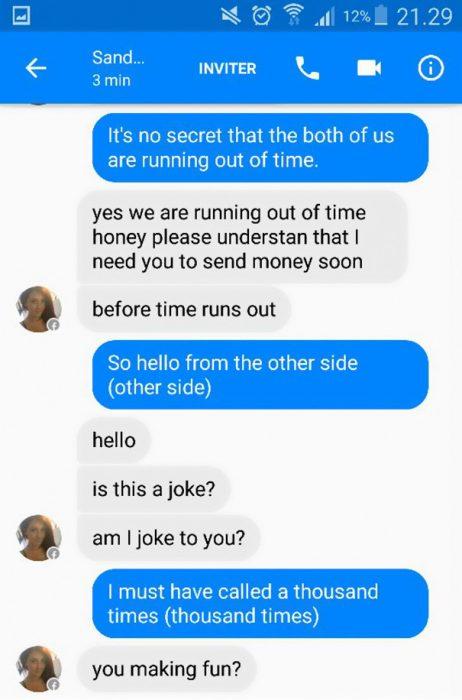 Conversación facebook Adele8