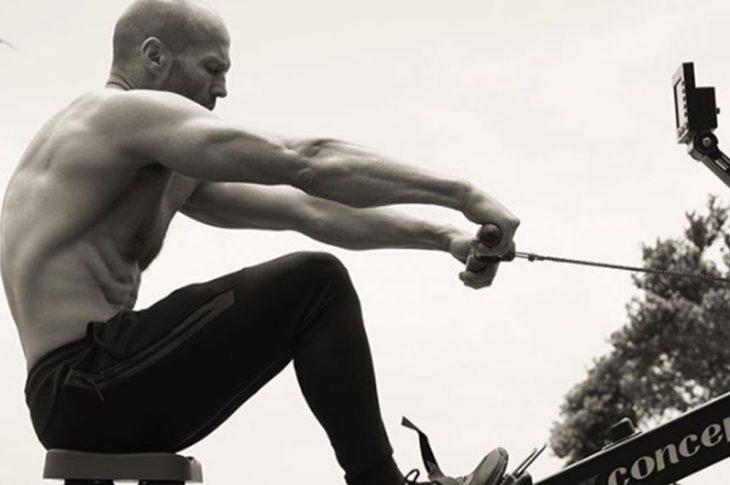 rutina de ejercicio de jason statham jalones
