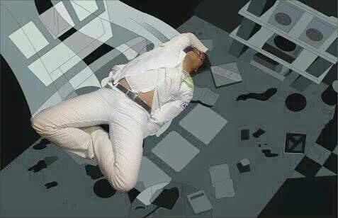 barney doctor se queda dormido