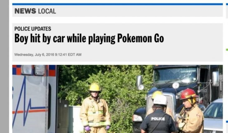 noticia choque pokemon
