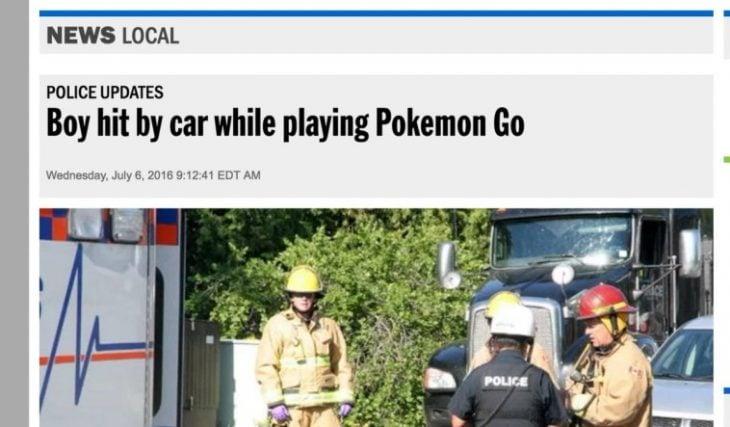 noticia choque pokemon