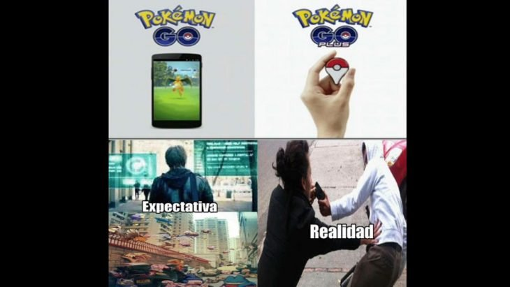 Meme pokémon Go
