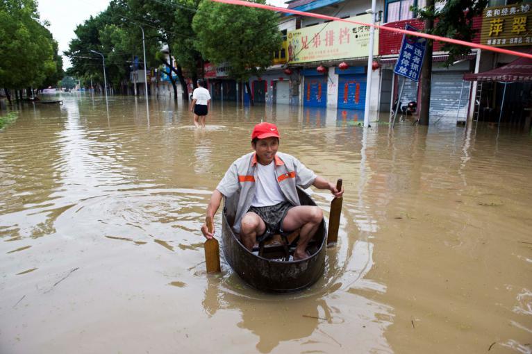 lluvias china