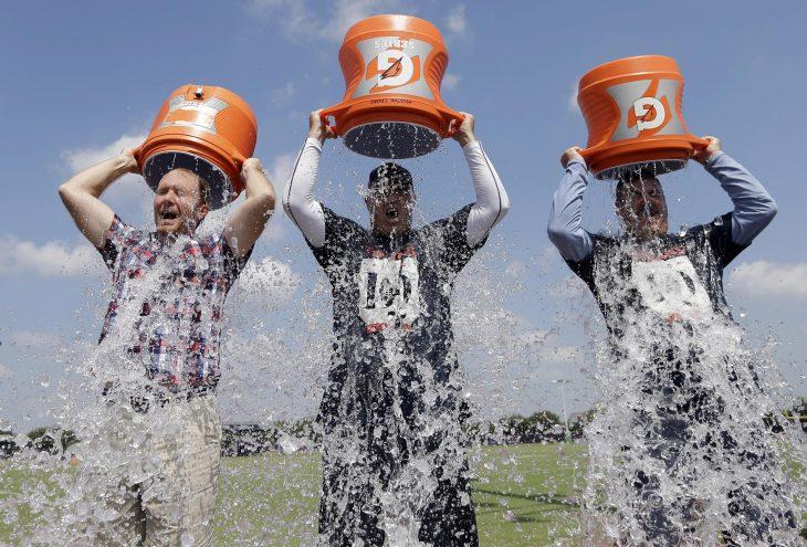 'Ice Bucket Challenge'