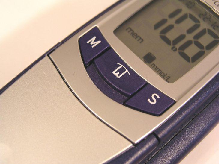 medida insulina
