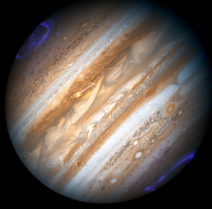 aurora júpiter