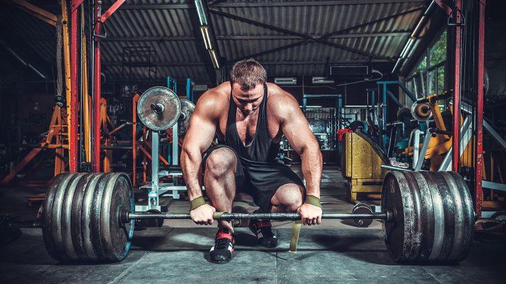 gimnasio pesas