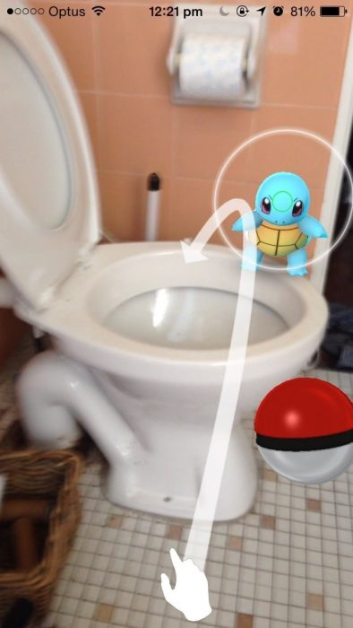 wc pokemon