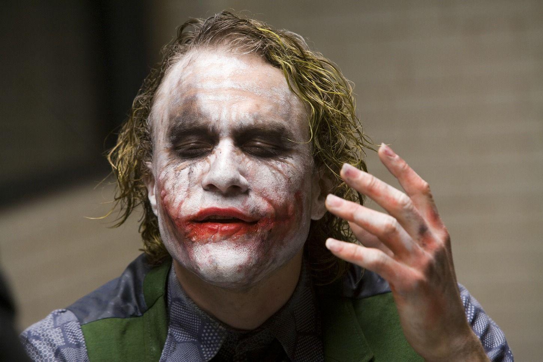 15 cosas que no sabías de Ledger como El Joker