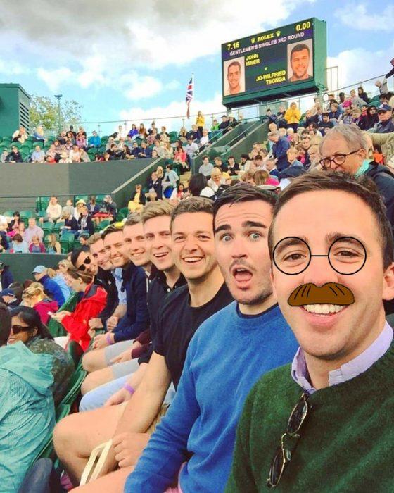 Flajnders selfie