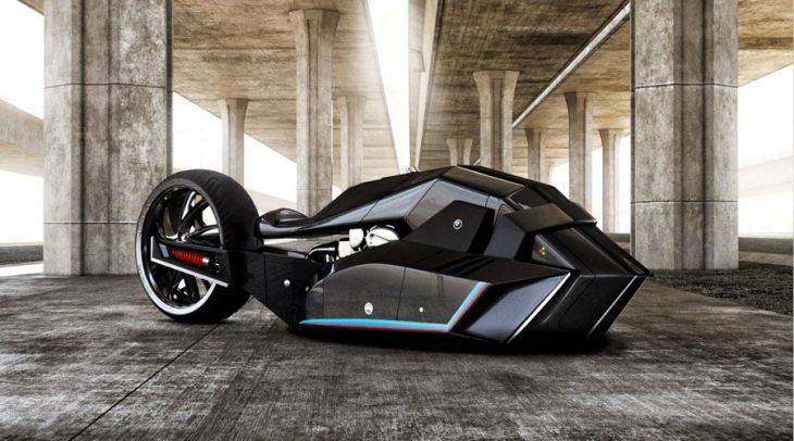 BMW Titán
