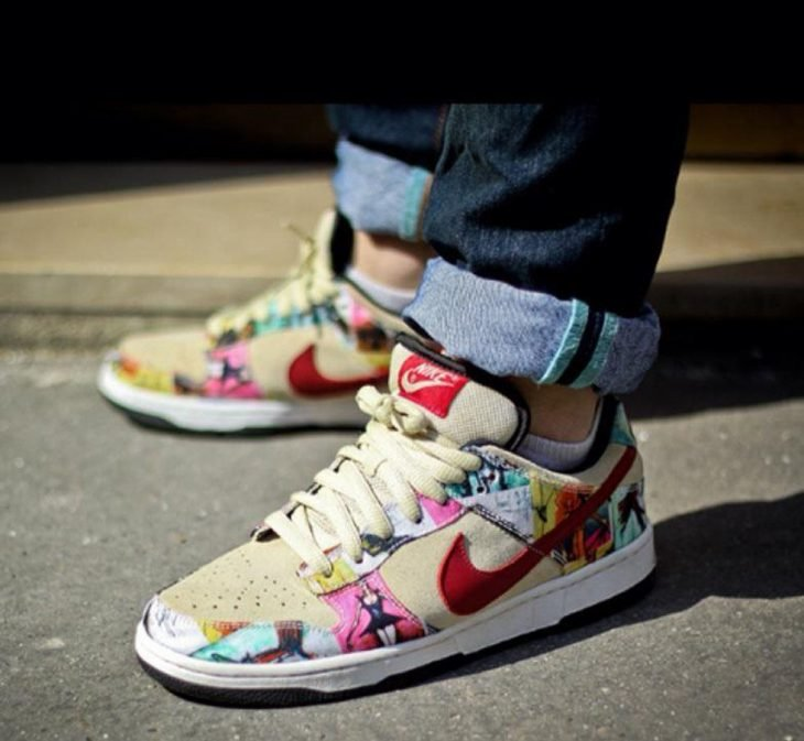 Nike SB Dunk Low Paris