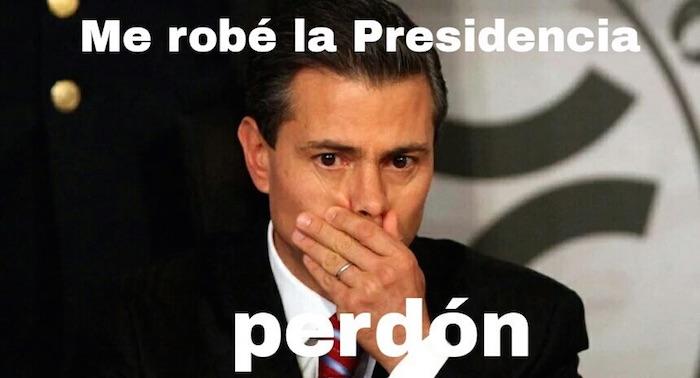 Memes de Peña Nieto por cumpleaños