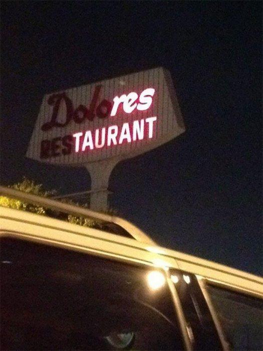 anuncio restaurant