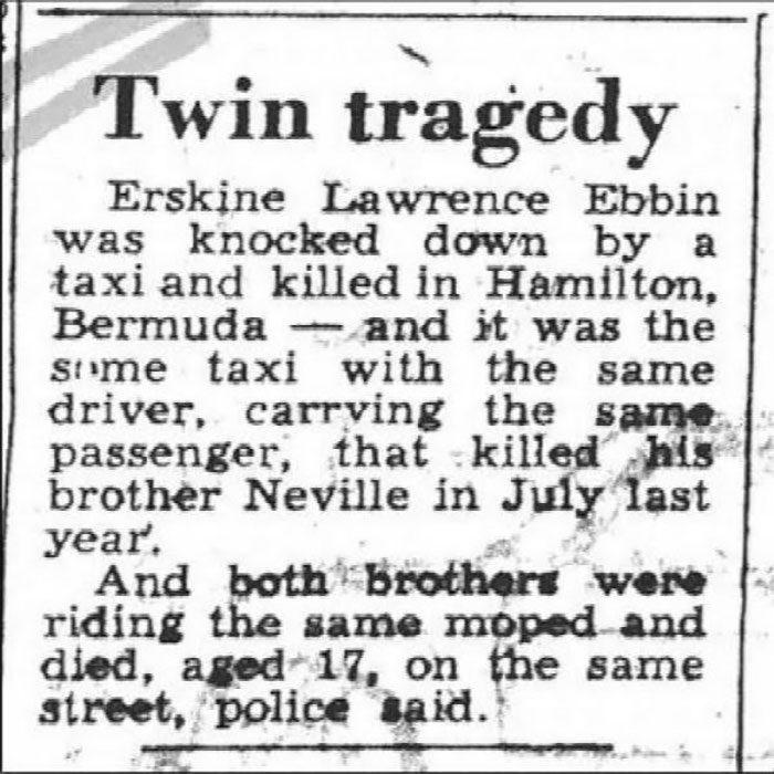 tragedia doble