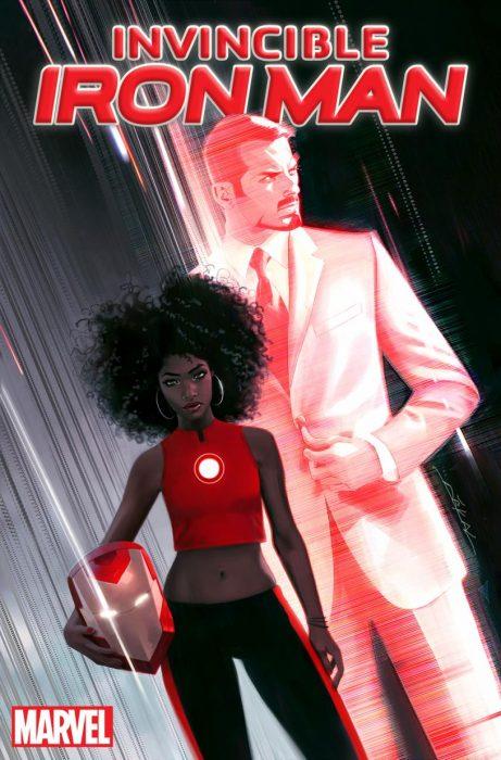 Iron Man ahora será mujer