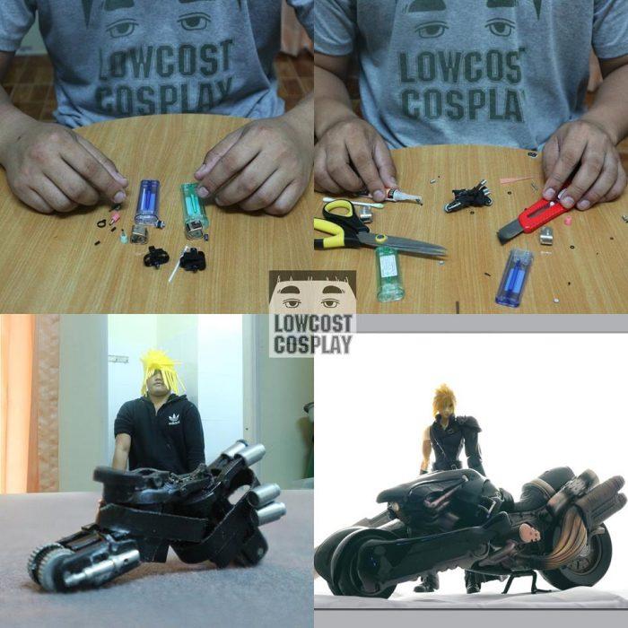 moto cosplay