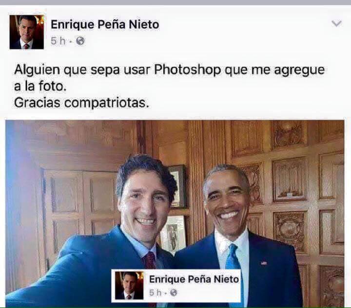 obama y peña meme