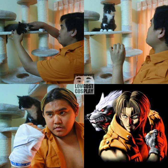 bloody roar 2 cosplay