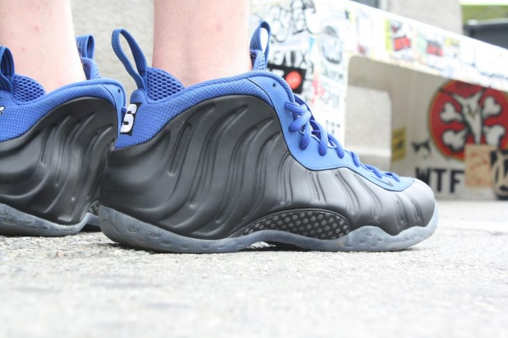 Foamposite One Sole Collector