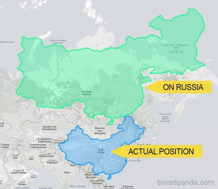 China en Rusia