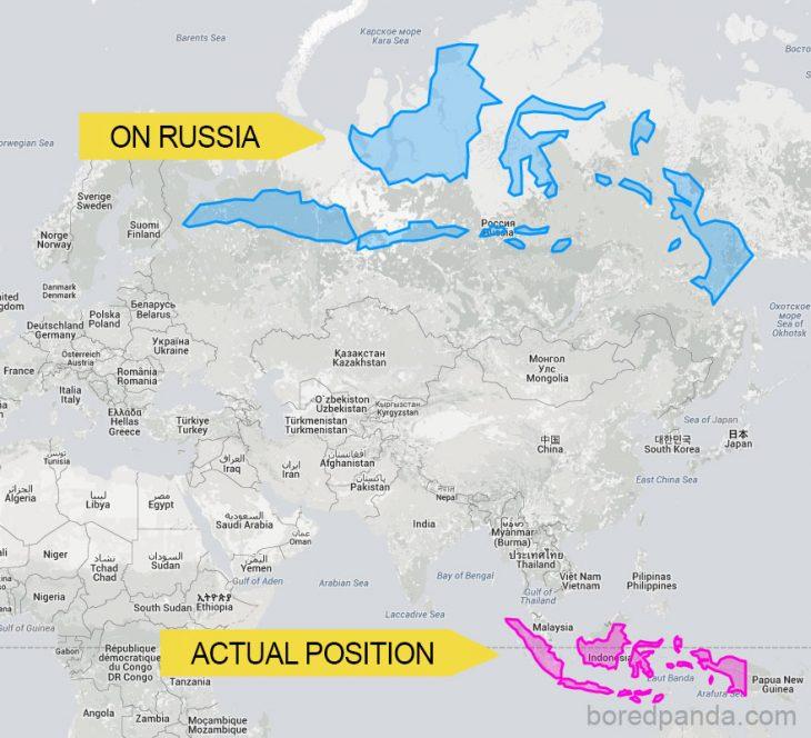 Indonesia en Rusia