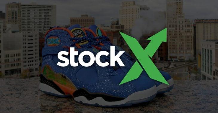 Publicidad de Stock X